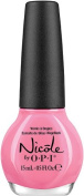 Nicole by OPI Nail Lacquer, In Sync with Pink, 15ml