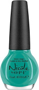 Nicole by OPI Nail Lacquer, Teal Me Something New, 15ml