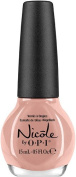 Nicole by OPI Nail Lacquer, Count to Tan, 15ml
