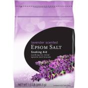 Lavender Scented Epsom Salt Soaking Aid, 710ml
