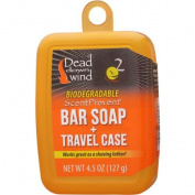 Dead Down Wind Scent Prevent Bar Soap + Travel Case, 130ml