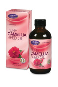 Pure Camellia Seed Oil Life Flo Health Products 120ml Liquid