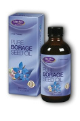 Pure Borage Seed Oil Life Flo Health Products 120ml Liquid