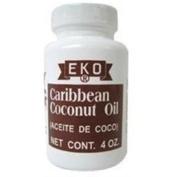 EKO Caribbean Coconut Oil (Aceite De Coco) 120ml