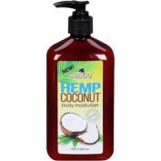 Malilbu Tan Hemp & Coconut Body Moisturiser, 530ml