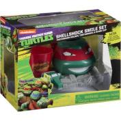 Nickelodeon Teenage Mutant Ninja Turtles Raphael Shellshock Smile Set, 3 pc