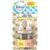 Febreze NOTICEables Ginger Verbena Air Freshener, 25ml