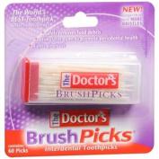 The Doctor's BrushPicks 60 Each