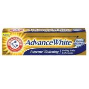ARM & HAMMER Advance White Baking Soda & Peroxide Toothpaste, Extreme Whitening 130ml