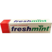 Freshmint NWI-TP64-48 Freshmint Toothpaste 6. 120ml Individually Boxed, Case Of 48