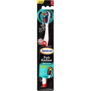 Arm & Hammer Spinbrush Truly Radiant Deep Clean Manual Toothbrush, Medium