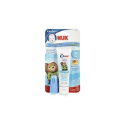 NUK Infant Tooth and Gum Cleanser and Finger Toothbrush Set, 40ml