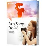 Corel PaintShop Pro X8, English Edition