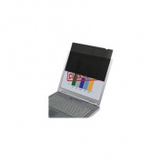 Skilcraft NSN5995302 Privacy Filter, 15. 15cm , Black