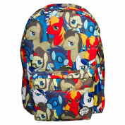 Loungefly MLP Bronies Backpack
