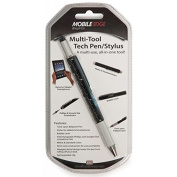 Mobile Edge MEASPM1 Tech Pen Multi-Tool Twist Pen and Stylus Combo
