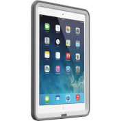 Lifeproof - Fre Case For Apple Ipad Air - White/grey