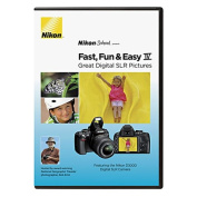 Nikon School DVD Fast Fun & Easy IV Great Digital SLR Pictures for D3000 Camera - 11549