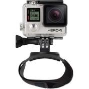 GoPro The Strap Hand/Wrist/Arm/Leg Mount, Compatible with HERO 3/HERO 3+/HERO 4/HERO 5