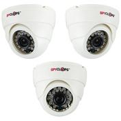 Ethereal SPY-MINIDOMEW2P CCD Plastic Mini Dome Camera, White