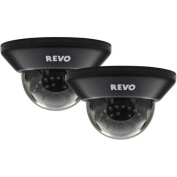 2PK 700 TVL INDOOR DOME SURVEILLANCE SYSTEM CAMERA