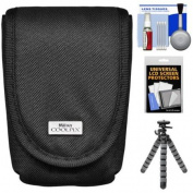 Nikon Coolpix 5879 Digital Camera Case with Flex Tripod + Accessory Kit