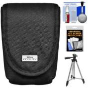 Nikon Coolpix 5879 Digital Camera Case with Tripod + Accessory Kit