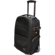 Vivitar Series 1 Trolley DSLR Camera Backpack Case with Wheels