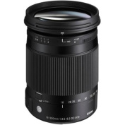 Sigma 18-300mm f/3.5-6.3 Contemporary DC Macro OS HSM Zoom Lens