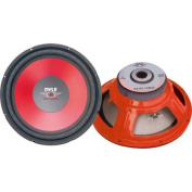 38cm Cone High Performance Subwoofer, Red