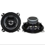 2) Kenwood KFC-1065S 10cm 210 Watt 2-Way Car Audio Coaxial Car Speakers Stereo