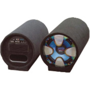 Pyle Pltab12 Blue Wave Series Amplified Subwoofer Tube System, 30cm , 800w