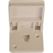 Prime Products 08-6205 Exterior Phone Receptacle, White