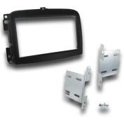 Scosche 2014-Up Fiat 500L Aftermarket Stereo Installation Kit
