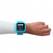 Impecca MPW1580B 8gb Mp3 Slapwatch With 3.8cm Tft Display - Blue