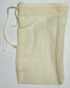 AzureGreen LTEAB 12 Pack Cotton Tea Bags 7.6cm .x 5 in.