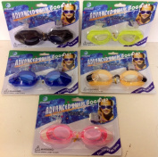 DDI 492189 Swim Goggles with Ear & amp; Nose Plugs Case Of 120