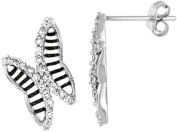 Doma Jewellery MAS00696 Sterling Silver Earrings with CZ