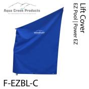 Aqua Creek Products F-EZBL-C Cover EZ-PEZ Blue