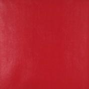 Designer Fabrics G919 140cm . Wide Red Vinyl Fabric