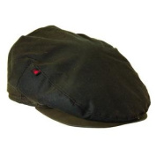 Dorfman Pacific W8413-BRN4 Woolrich Mens Wax Cotton Ivy Hat Brown - Extra Large