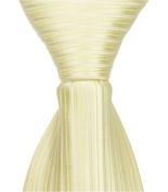 Matching Tie Guy 2724 Y1 - 15cm . Newborn Zipper Necktie - Yellow