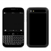 DecalGirl BC10-SS-BLK BlackBerry Classic Skin - Solid State Black
