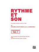 Alfred 00-V1279 Rhythme Et Son 1 Book