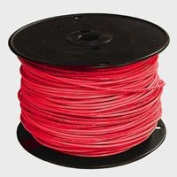 Southwire Company 12RED-SOLX500 THHN Solid Single Wire Red