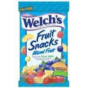 Continental Concession Welches Mixed Fruit Snacks 5Z WMF12