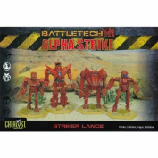 Striker Lance Pack Classic BattleTech Catalyst Game Labs