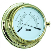 Weems and Plath Endurance II 135 Comfortmeter Brass