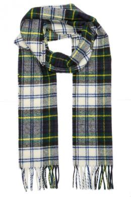 Hogarth Dress Gordon Tartan Lambswool Scarf
