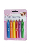Hey baby - 6 Bath Crayons